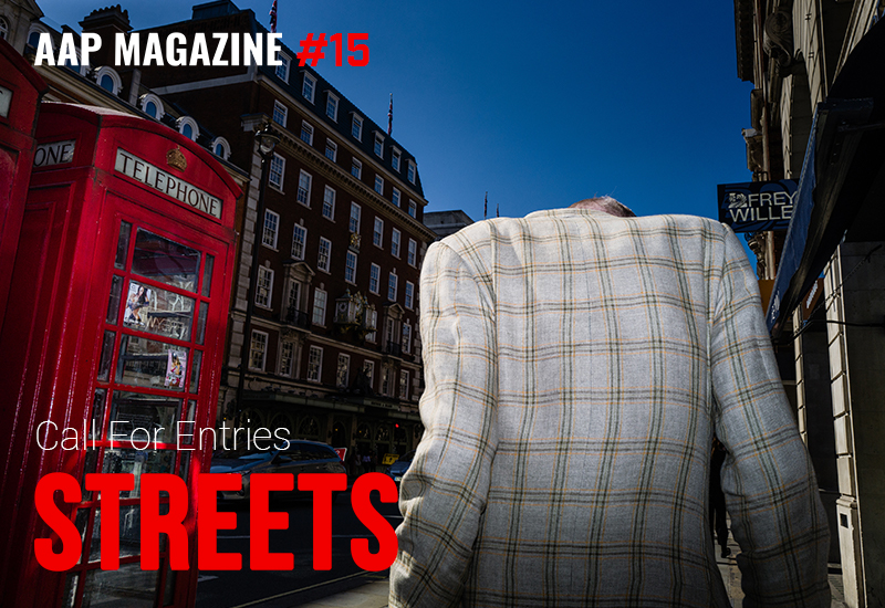 AAP Magazine#15: Streets