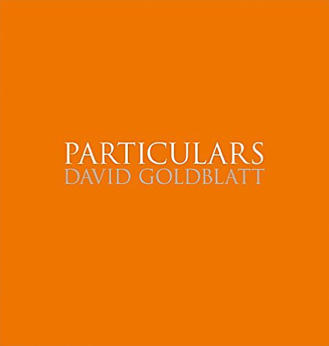 Particulars: David Goldblatt